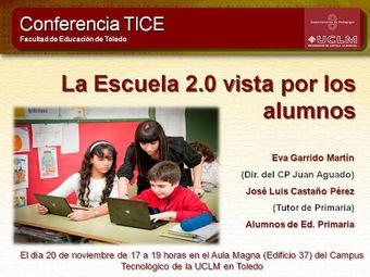 Escuela 2.0 vista por los alumnos. Evento TICE - Revista Digital El ... | La enseñanza con las TIC | Scoop.it