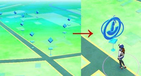 Pokémon GO et la quatrième dimension de la propriété | E-pedagogie, apprentissages en numérique | Scoop.it