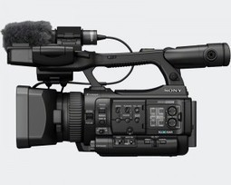 Sneak Peek Sony PMW-100 XDCAM 50Mbps Camera   Cinescopophilia Camera Gear Rigs and News for Filmmakers   Videography   Scoop.it