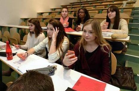 Test. Un boitier pour répondre aux questions du professeur | jactiv.ouest-france.fr | Veille Université numérique et pédagogie innovante | Scoop.it