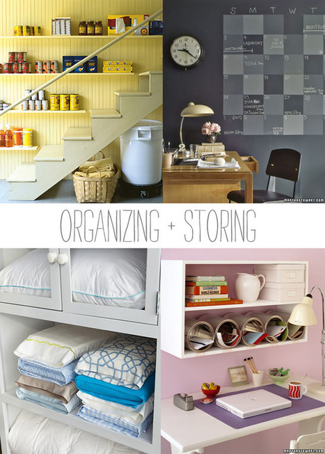 Organizing + Storing | Organizing and Downsizing a home | Scoop.it