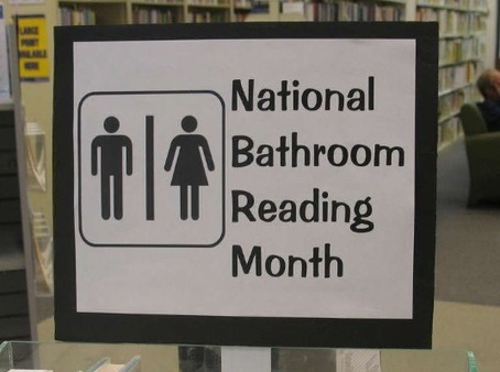 Twenty Rules for Better Book Displays | The school library | Scoop.it
