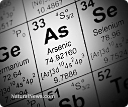 How arsenic blocks the body from removing other heavy metals | Heavy Metals impact for human health and livestock industry | Scoop.it