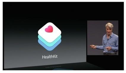 #WWDC14 : Apple mise sur la santé et la maison | mediaTIC+ | Scoop.it