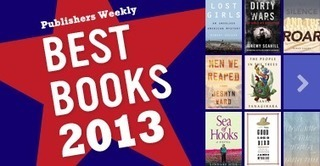 Best Books of 2013 | Publishers Weekly | School Librarianship | Scoop.it