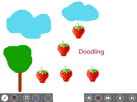 Windows 8.1 App Watch: Doodle Buddy | Windows 8 Apps | Scoop.it