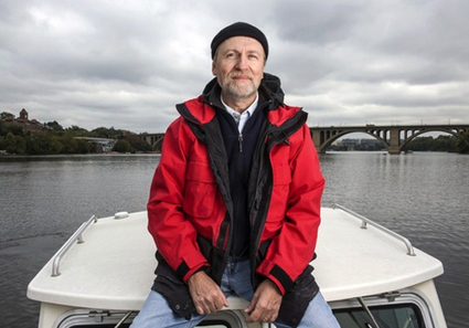Guardian of the Potomac Ed Merrifield Ends Decade-Long Job as Riverkeeper | EcoWatch | Scoop.it