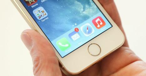 Report: Apple's Fingerprint Scanner Requires a Numeric Passcode, Too | Social Media | Scoop.it