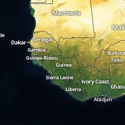 Map: How the Ebola Outbreak Spread through Africa – Ebola Outbreak - FRONTLINE | Summer Utah Geographic Alliance Newsletter | Scoop.it