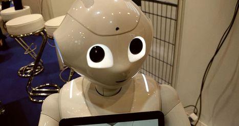 InnoRobo : « Bonjour, je suis le robot Pepper et j'arrive en Europe ! » - Tech - Numerama | Clic France | Scoop.it