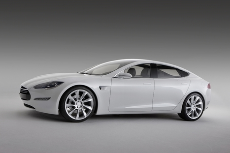 Tesla Model S Beta Revealed : Greentech Media | Cleantechnology | Scoop.it