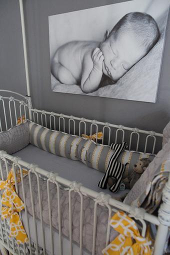 Préparer la chambre de bébé #4   Dossier de l'été   Decorer les murs : cadres, stickers,...   Idées de DIY   Scoop.it