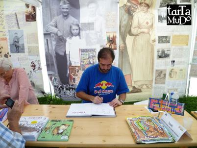 Tarek invité aux Historiales de Pressins   Bande dessinée et illustrations   Scoop.it