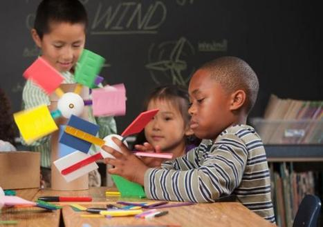 How to focus students' engineering design projects on science learning : StemTeachingTools | NGSS Resources | Scoop.it