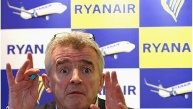 Ryanair makes loss as low fares hit | BUSS 4- topics | Scoop.it