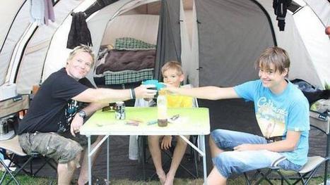 Les étrangers prennent d'assaut les campings | Hébergements touristiques | Scoop.it