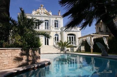 Villas de prestige à Cannes   Agence immobilière de prestige   Scoop.it