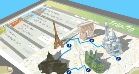 triporg, recomendaciones de puntos turísticos en ciudades de todo el mundo   Recull diari   Scoop.it