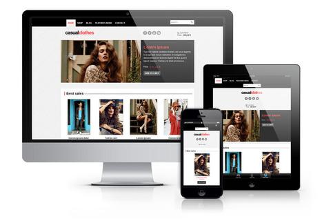 VirtueMart Template Casual Clothes - Ordasoft | VirtueMart Development | Scoop.it