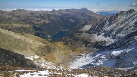 Vue du pic d'Estaragne le 3 octobre | Denis Boissière | Vallée d'Aure - Pyrénées | Scoop.it