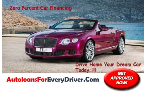 Get Pre Approved Car Loan Bad Credit With An Affordable Monthly Car Payment | Insurance | Scoop.it