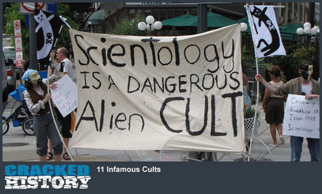 11 Infamous Cults with Extreme Beliefs - Cracked History   Australia Europe Africa   Scoop.it