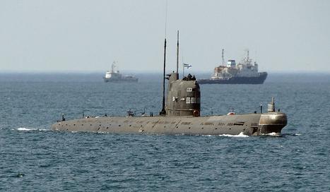 La Russie va rendre à l'Ukraine son sous-marin ... | Naval de défense | Scoop.it