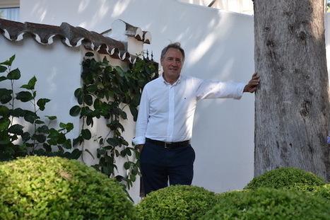 Simón Padilla, el eterno chef del lujo marbellí | Eventos con Jamón | Scoop.it
