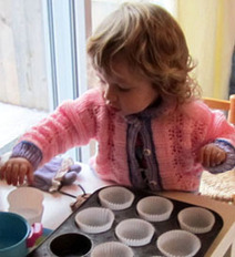 Mixing and Sorting - KinderArt Littles, Preschool, Daycare and Early Childhood Education Activities and Lessons | Early Childhood Activities for Lessons | Scoop.it