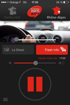 Autoroute Info lance son application mobile - Offremedia | Radio 2.0 (En & Fr) | Scoop.it