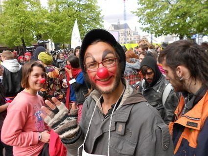 Ne pas confondre, ce n'est pas un candidat aux présidentielles | #marchedesbanlieues -> #occupynnocents | Scoop.it