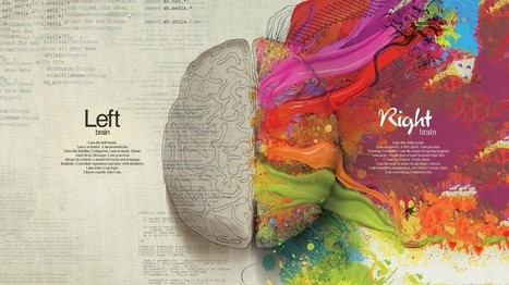 Debunking the Left Brain and Right Brain Myth ! | Creativity | Scoop.it