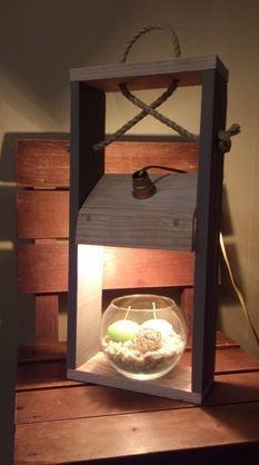 [Coup de ♥] - Création d'une baladeuse cottage | Best of coin des bricoleurs | Scoop.it