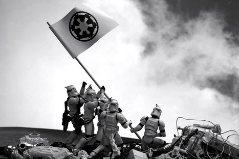 star wars recreations of famous photographs | Discovering stories | Scoop.it