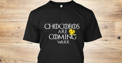 Chocobos Are Coming | Final fantasy | Scoop.it