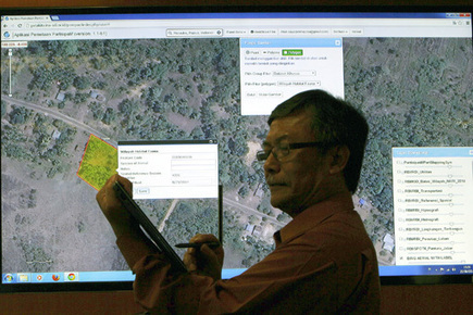 Agency promotes participatory mapping | Indonesia - Development - Urban - Informality | Scoop.it