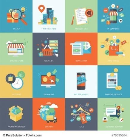 [Design] 6 tendances visuelles dans le webdesign | FrenchWeb.fr | Actualités sur les nouvelles technologies et les innovations web, réseaux sociaux , smartphones et tablettes | Scoop.it