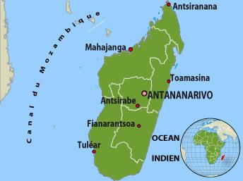 Madagascar, pays le plus pauvre du monde selon une responsable de la Banque mondiale | Une géographie de Madagascar | Scoop.it