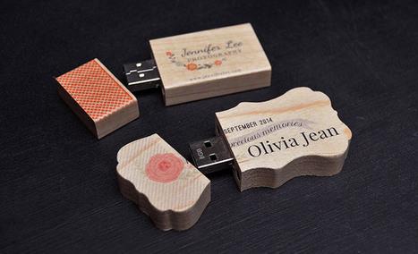 MpixPro :: Custom Wood USB Drives | Wooden box | Scoop.it