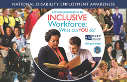 U.S. Department of Labor -- ODEP - Office of Disability Employment Policy - National Disability Employment Awareness Month (NDEAM) | BSD Special Education | Scoop.it