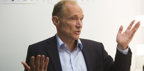 "Tim Berners-Lee: ""Oui, le Web est né en France...."" 