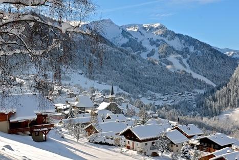 Après les bronzés, les chefs se mettent au ski !   Arts & Gastronomie   Gastronomie Française 2.0   Scoop.it