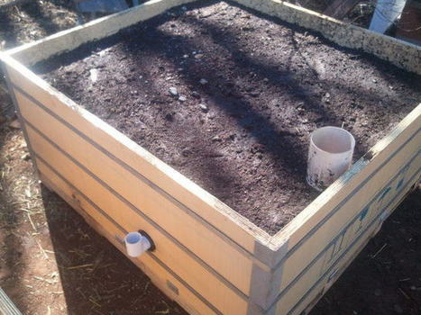 The use of wicking beds | Aquaponics Cooking | Scoop.it