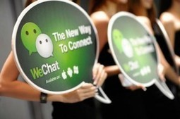 WeChat is the Hottest Mobile Social App in China | Business in Asia | Scoop.it