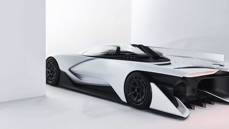 Six More Senior Staffers At Faraday Future Have Jumped Ship #Offshore stockbrokers | Robo-Advisors and Robo-Advisories | Scoop.it