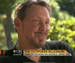 The Walks Just Kept Getting Shorter - Oracle CEO Larry Ellison On Death of Friend Steve Jobs | Social and digital network | Scoop.it