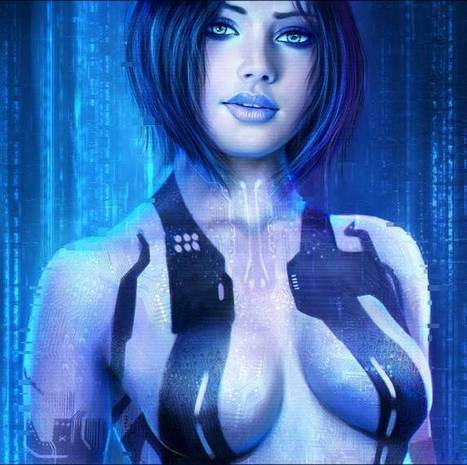 Sexy Cortana – Microsoft's Personal Assistant | Tech and Facts | Scoop.it