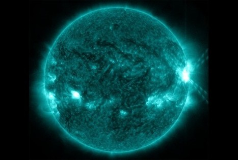 Sun Continues To Produce Solar Flares | Space Science - SSMS | Scoop.it