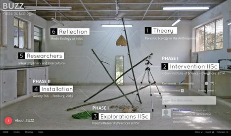 Potential of interactive web documentary for artistic research | Narration transmedia et Education | Scoop.it