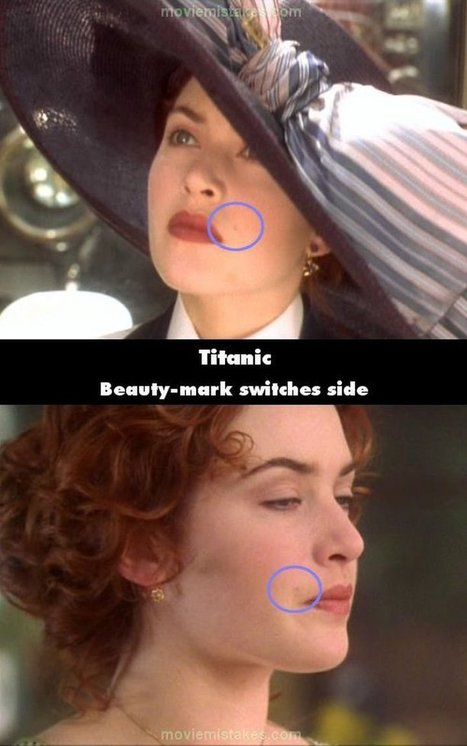 11 Funny Titanic Movie Mistakes That You Probably Didn't Notice | World inside pictures | Strange days indeed... | Scoop.it